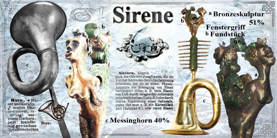 Masterbild-Sirene